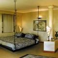 Innenansicht einer Suite im Ambiente Guesthouse in Camps Bay in Südafrika.