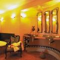 Badezimmer einer Suite im Ambiente Guesthouse in Camps Bay in Südafrika.