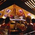 Jazz Nacht im Blues Bar Restaurant im 4-Sterne Avila Beach Hotel auf Curacao.