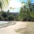 Strand im 4-Sterne Hotel Blue Haven auf Tobago.