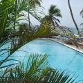 Pool im 4-Sterne Hotels Blue Haven auf Tobago.