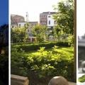 Aussenansicht am Abend des 4-Sterne Hotels Ca´ Nigra Lagoon Resort in Venedig.