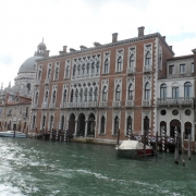 Aussenansicht des 4-Sterne Hotels Centurion Palace in Venedig.