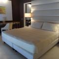 Innenaufnahme eines Zimmers im 4-Sterne Centurion Palace Hotel in Venedig.