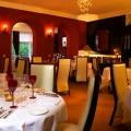 Das Restaurant im 4-Sterne Hotel Duisdale House auf der Isle of Skye in Schottland.