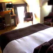 Zimmer im 4-Sterne Hotel Duisdale House auf der Isle of Skye in Schottland.