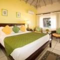 Superiorzimmer Beachfront mit Zugang zum Strand im 4-Sterne Galley Bay Resort und Spa auf Antigua.