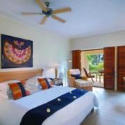 Deluxe Zimmer im 5-Sterne Hotel Hilton Mauritius Resort und Spa.
