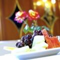 Obstteller zum Fruehstueck im 4-Sterne Hotel am Mirabellplatz in Salzburg