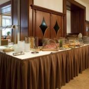 Fruehstuecksbuffet im 4-Sterne Hotel am Mirabellplatz in Salzburg