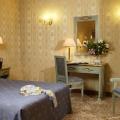 Zimmer im 3-Sterne Plus Hotels Locanda del Corte in Venedig.