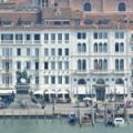 Aussenansicht des 4-Sterne Hotels Londra Palace in Venedig.