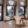 Die Bar im 4-Sterne Hotel Londra Palace in Venedig.