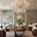 Restaurant im 4-Sterne Hotel Londra Palace in Venedig.