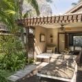 Terrasse der Prestige Junior Suite im 5-Sterne Hotel Lux*-Le Morne auf Mauritius.