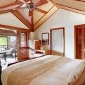 Innenansicht der Junior Suite Meerblick im 5-Sterne Hotel Lux*-Le Morne auf Mauritius.