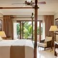 Innenansicht einer Junior Suite im 5-Sterne Hotel Lux*-Le Morne auf Mauritius.