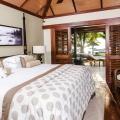Innenansicht einer Ocean Junior Suite im 5-Sterne Hotel Lux*-Le Morne auf Mauritius.