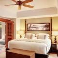 Innenansicht einer Prestige Junior Suite im 5-Sterne Hotel Lux*-Le Morne auf Mauritius.