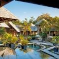 Spa Bereich im Beachcomber Luxury auf Mauritius.