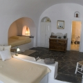 gemuetliches Zimmer im 4-Sterne Hotel Heliotopos in Griechenland.