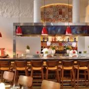 Restaurant im 5-Sterne Hotel Shandrani Beachcomber auf Mauritius.