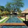 Spa des 5-Sterne Hotel Shandrani Beachcomber auf Mauritius.