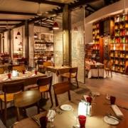 Das Ponte Vecchio Restaurant im 5-Sterne Hotel Shandrani Beachcomber auf Mauritius.