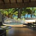 Privater Pool im 5-Sterne Hotel Trou aux Biches Mauritius Beachcomber einer Beach Front Suite.