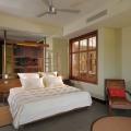 Juniorsuite mit Doppelbett im 5-Sterne Hotel Trou aux Biches Mauritius Beachcomber.