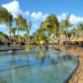 Pool im 5-Sterne Hotel Trou aux Biches Mauritius Beachcomber.