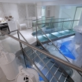 Spa im 4-Sterne Hotels Twelve Apostel in Suedafrika.