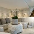 Lounge im Spa des 4-Sterne Hotels Twelve Apostel in Suedafrika.