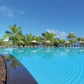 Pool im 4-Sterne Victoria Beachcomber Resort & Spa auf Mauritius.