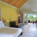 Deluxe Zimmer im 4-Sterne Hotel Victoria Beachcomber Resort und Spa.