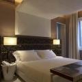 Innenanasicht eines DeLuxe Zimmers im 4-Sterne Centurion Palace Hotel in Venedig.
