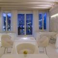 Modernes Restaurant im 4-Sterne Centurion Palace Hotel in Venedig.