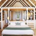 Zimmeransicht im 4-Sterne Preskil Island Resort auf Mauritius.