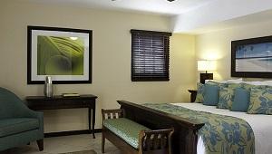 Honeymoon Suite im 4-Sterne Hotel Amsterdam Manor Beach Resort in Aruba.