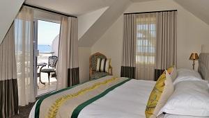 Suite im 4-Sterne Hotel Winchester Mansions, in Kapstadt in Suedafrika.