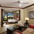 Suite mit Meerblick und Terrasse im 4-Sterne Plus Hotel Bucuti & Tara Beach Resort,