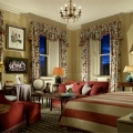 Zimmer im 5-Sterne Hotels Fort William - Inverlochy Castle in Schottland.