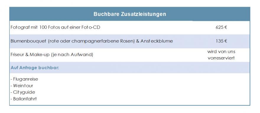Siena-Nur-Trauung-Zusatzleistungen-Tabelle-2019