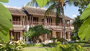 Wohngebaeude im 5-Sterne Sofitel Imperial Resort & Spa auf Mauritius.