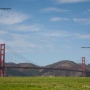 Golden Gate Bridge in der Sonne © MacDonald Photography